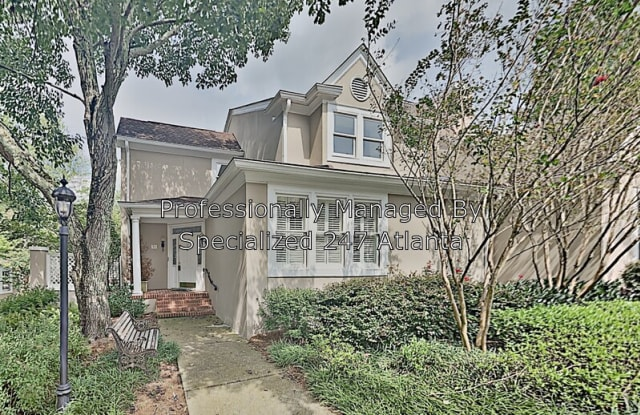 32 Lullwater Est NE - 32 Lullwater Estate Northeast, Atlanta, GA 30307