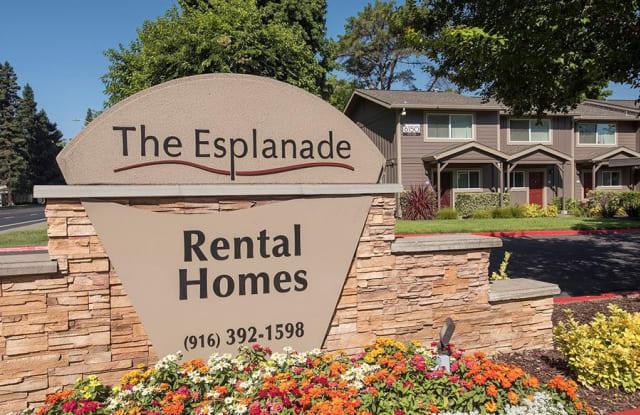 Sixty58 Townhomes - 6058 Riverside Dr, Sacramento, CA 95831