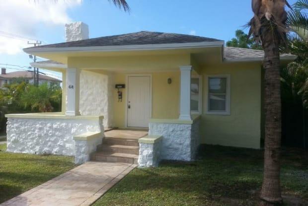 414 Ardmore Road - 414 Ardmore Rd, West Palm Beach, FL 33401