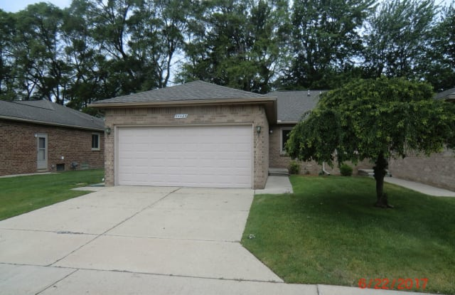 34425 Maple Lane Dr. - 34425 Maple Lane Drive, Sterling Heights, MI 48312