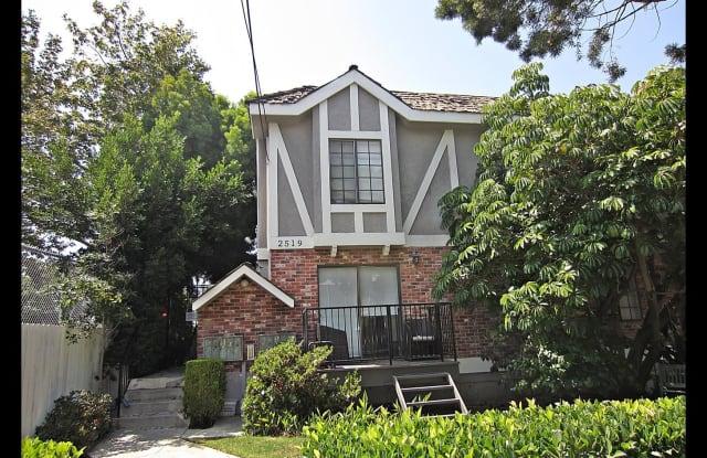 2519 Kansas Ave - 2519 Kansas Avenue, Santa Monica, CA 90404