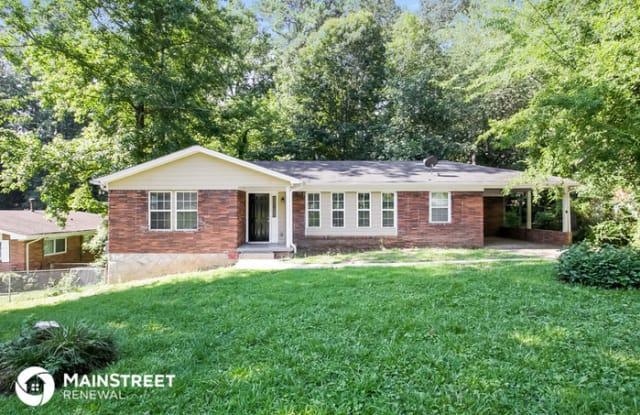 3510 Ingledale Drive Southwest - 3510 Ingledale Drive Southwest, Atlanta, GA 30331