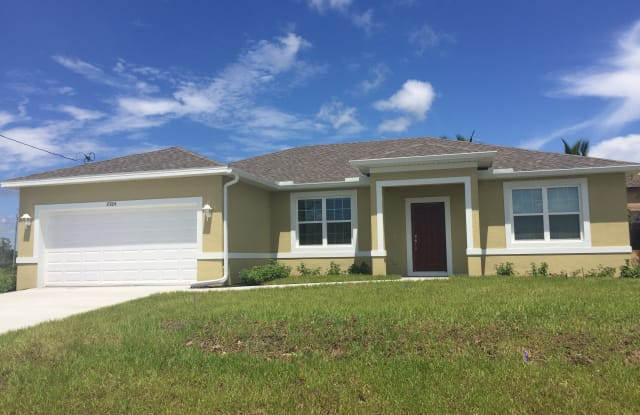 2709 NW 42nd Ave - 2709 Northwest 42nd Avenue, Cape Coral, FL 33993