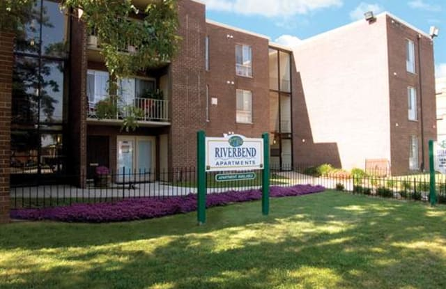 Riverbend Apartments - 3313 C St SE, Washington, DC 20019