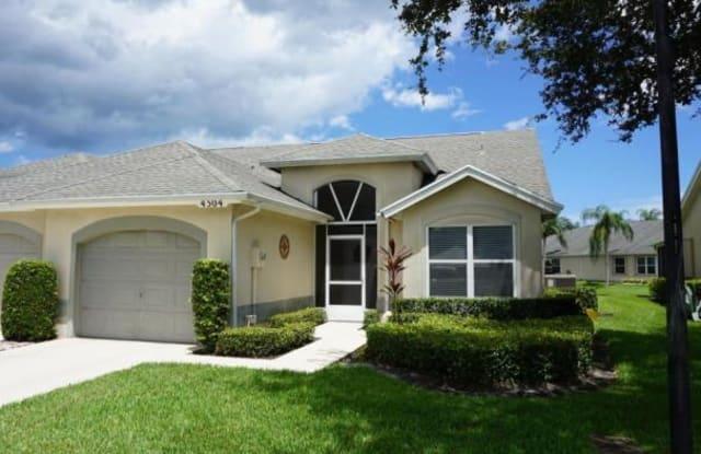 4304 SE Brittney Cir - 4304 Southeast Brittney Circle, Port St. Lucie, FL 34952