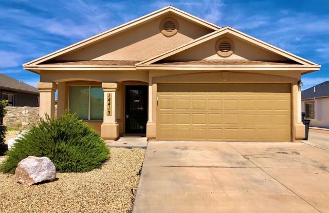 14413 DESERT OCOTILLO Drive - 14413 Desert Ocutillo Drive, Horizon City, TX 79928