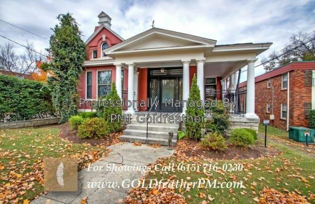 2118 Fairfax Ave - 2118 Fairfax Avenue, Nashville, TN 37212