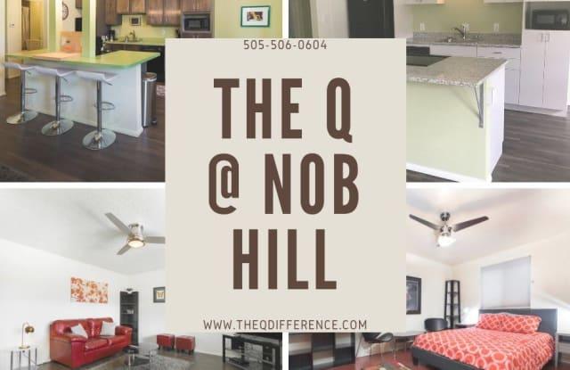 The Q at Nob Hill Jefferson - 424 Jefferson St NE, Albuquerque, NM 87110