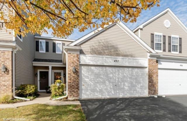 492 Brookside Drive - 492 Brookside Drive, Oswego, IL 60543