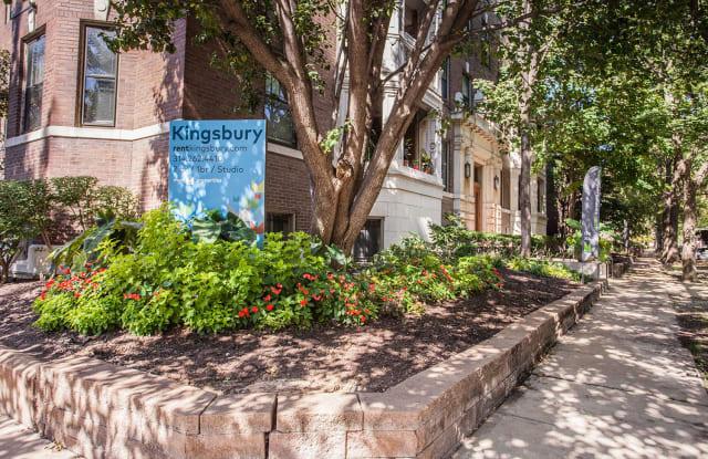Kingsbury Apartments - 501 Clara Ave, St. Louis, MO 63112