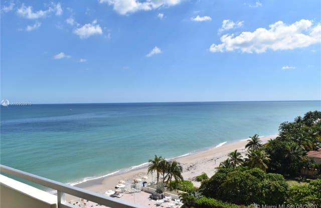 3180 S Ocean Dr - 3180 South Ocean Drive, Hallandale Beach, FL 33009