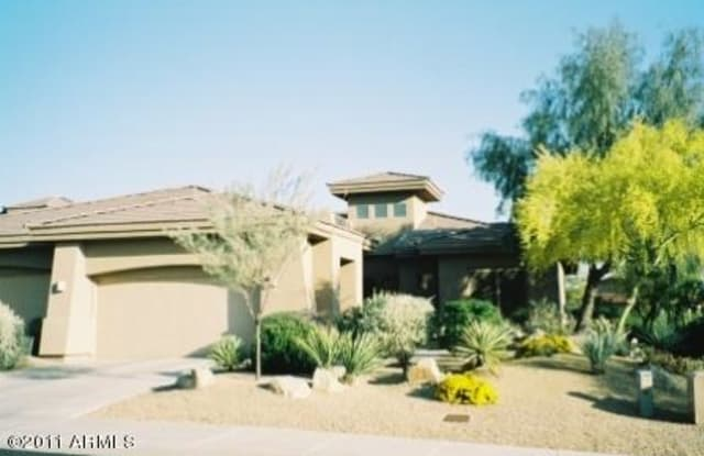 7403 E Quien Sabe Way - 7403 East Quien Sabe Way, Scottsdale, AZ 85266