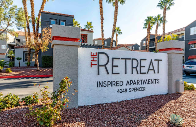 Retreat - 4248 Spencer St, Las Vegas, NV 89119