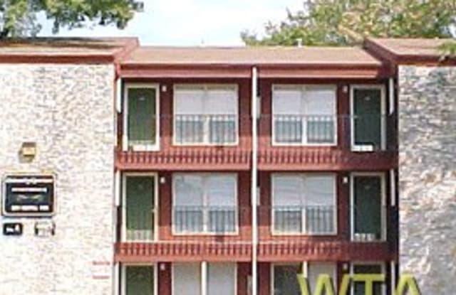University Quarters - 2801 Hamphill Park, Austin, TX 78705