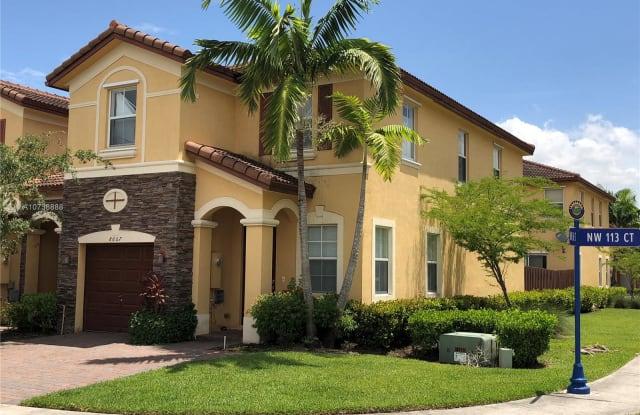 8607 NW 113th Ct - 8607 Northwest 113th Court, Doral, FL 33178