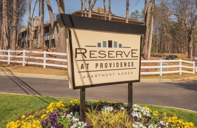 The Reserve at Providence - 5931 Providence Rd, Charlotte, NC 28226