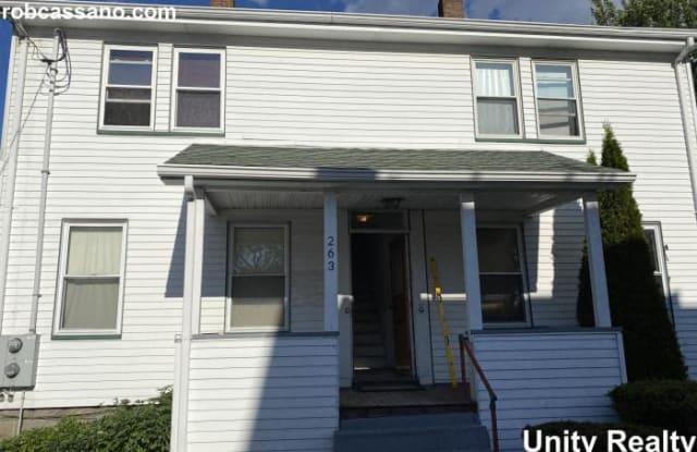 263 Park St. - 263 Park Street, Medford, MA 02155