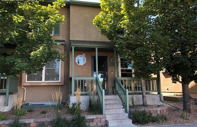 6118 Colony Circle - 6118 Colony Circle, Colorado Springs, CO 80919