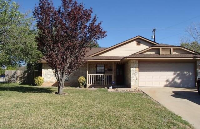 904 Woodview - 904 Woodview Drive, Georgetown, TX 78628