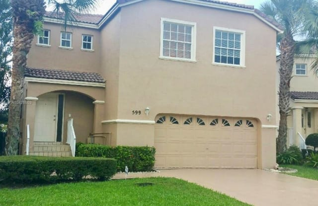 599 NW 87th Ter - 599 Northwest 87th Terrace, Coral Springs, FL 33071