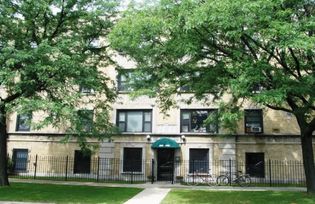 Wilson Court Apartments - 1901 W Wilson Ave, Chicago, IL 60640