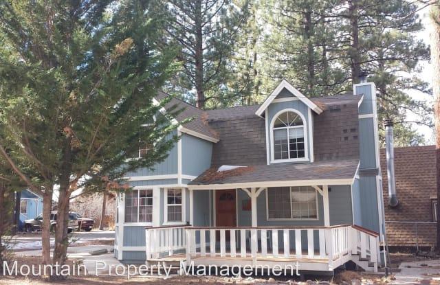 724 Fir - 724 Fir Street, Big Bear Lake, CA 92315