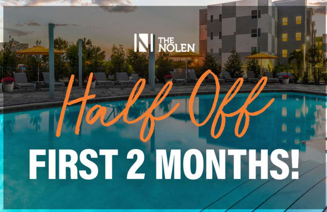 The Nolen Luxury Apartments - 949 Cleveland Street, Clearwater, FL 33756