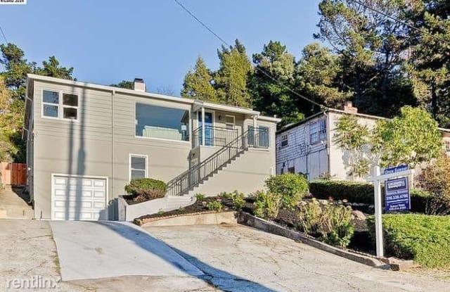 7308 Hillmont Dr - 7308 Hillmont Drive, Oakland, CA 94605