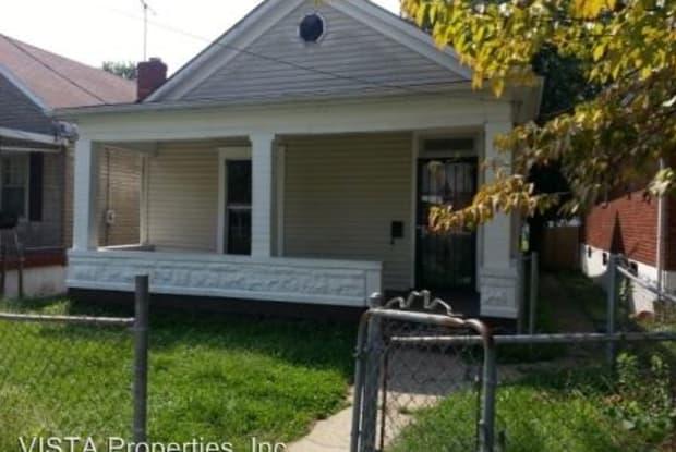 1218 Oleanda Ave - 1218 Oleanda Avenue, Louisville, KY 40215