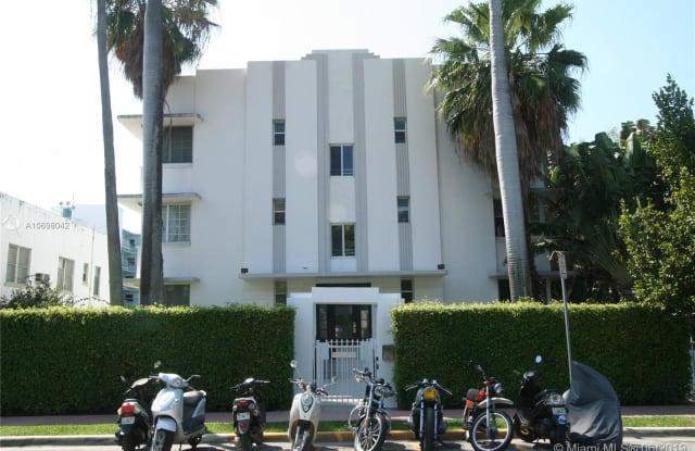 820 Euclid Ave - 820 Euclid Avenue, Miami Beach, FL 33139