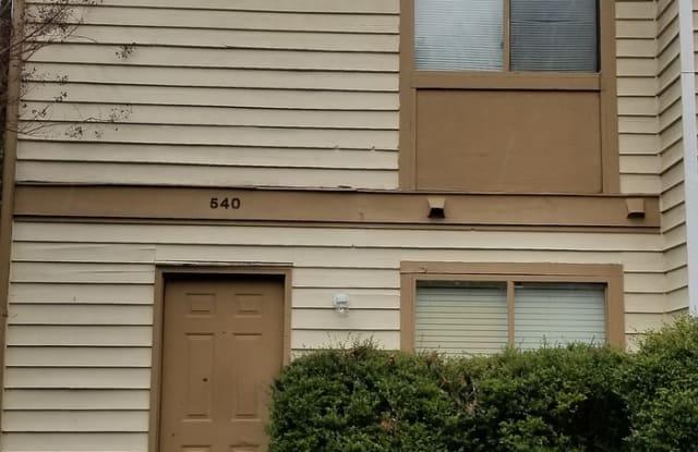 540 Northridge Crossing Drive - 540 Northridge Crossing Drive, Sandy Springs, GA 30350