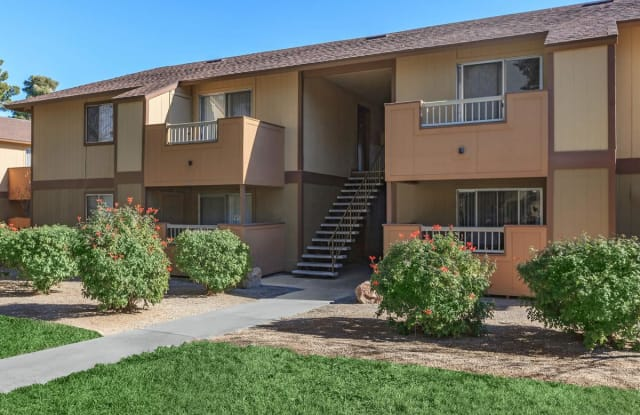 Alpine Village Apartment Homes - 901 Brush St, Las Vegas, NV 89107