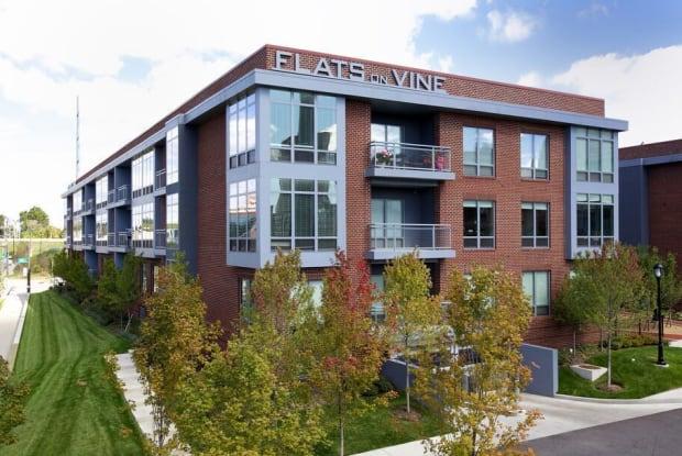Flats on Vine - 205 Vine St, Columbus, OH 43222