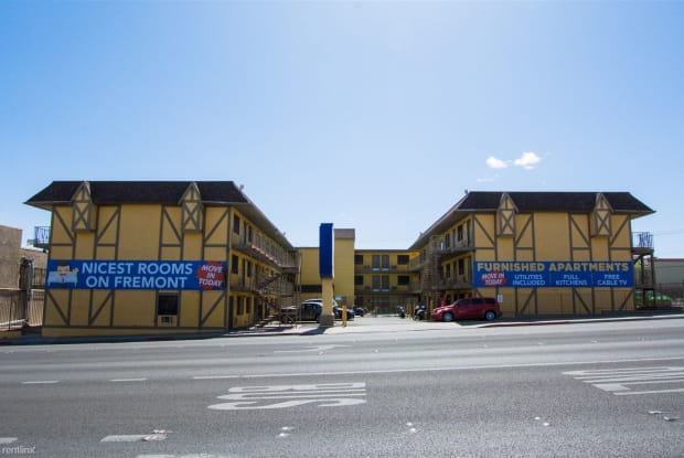 Siegel Suites Fremont - 1500 Fremont Street, Las Vegas, NV 89101