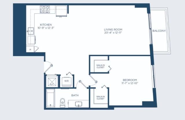 1505 NE 1st Avenue - 1505 Northeast 1st Avenue, Miami, FL 33132