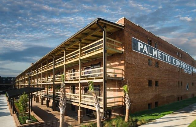 THE APARTMENTS AT PALMETTO COMPRESS - 612 Devine St, Columbia, SC 29201