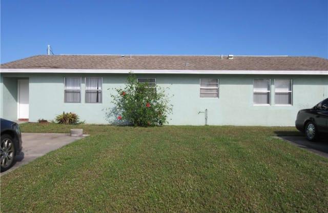 27158 SUNNYBROOK ROAD - 27158 Sunnybrook Road, Harbour Heights, FL 33983