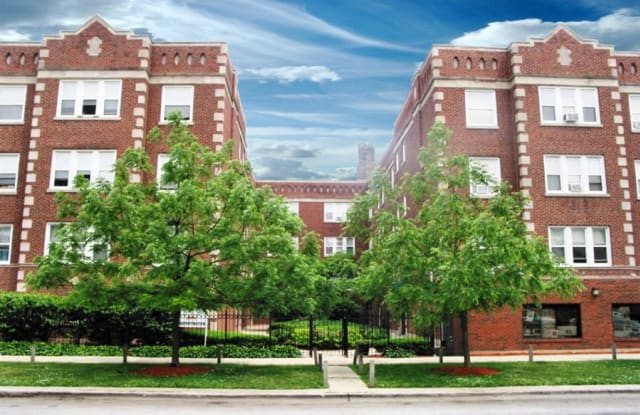 Wolcott Court Apartments - 4810 N Wolcott Ave, Chicago, IL 60640