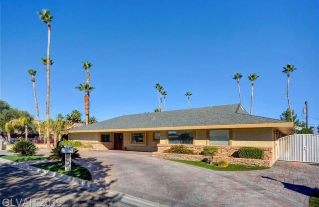 3808 FAIRWAY Circle - 3808 Fairway Circle, Las Vegas, NV 89108