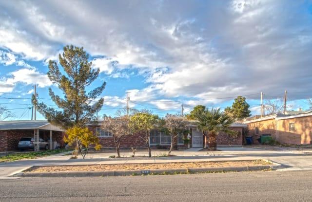 609 ALETHEA PARK Drive - 609 Alethea Park Drive, El Paso, TX 79902