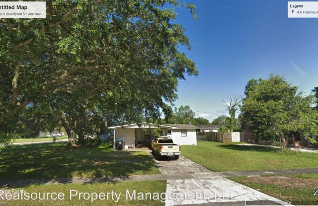 4 N. Palermo Ave Orange - 4 Palermo Avenue, Orange County, FL 32825