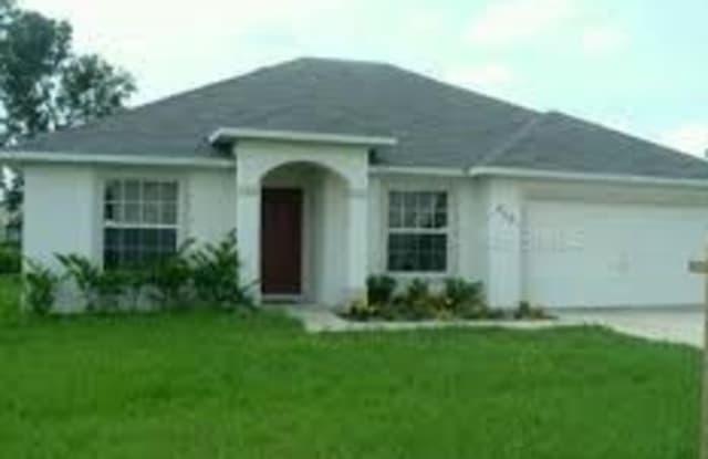 449 Jay Court - 449 Jay Court, Poinciana, FL 34759