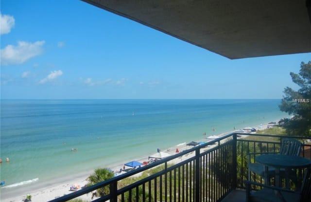 2618 GULF BOULEVARD - 2618 Gulf Boulevard, Indian Rocks Beach, FL 33785