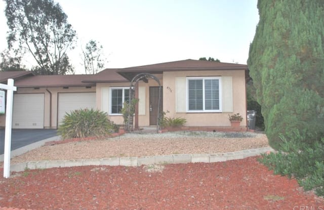 4536 Beverly Glen Dr - 4536 Beverly Glen Drive, Oceanside, CA 92056