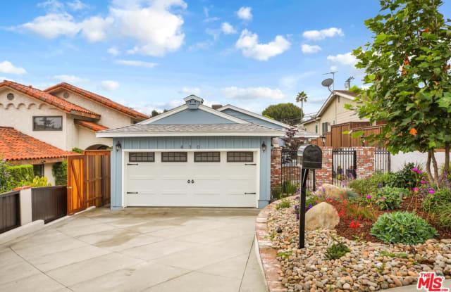 430 TALBERT Street - 430 Talbert Street, Los Angeles, CA 90293