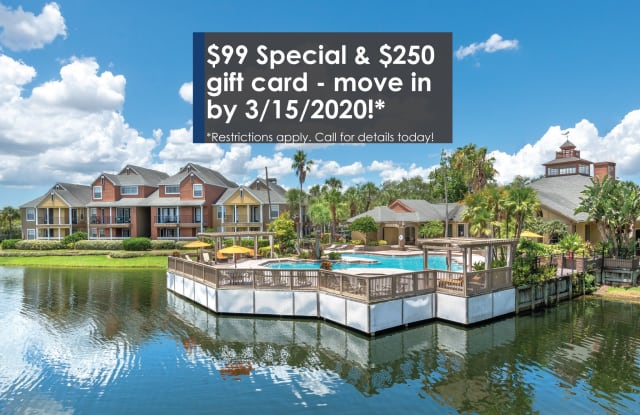 West Port Colony - 190 112th Ave N, St. Petersburg, FL 33716