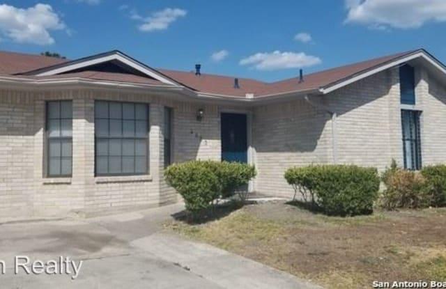 4923 Teasdale Drive - 4923 Teasdale Drive, San Antonio, TX 78217