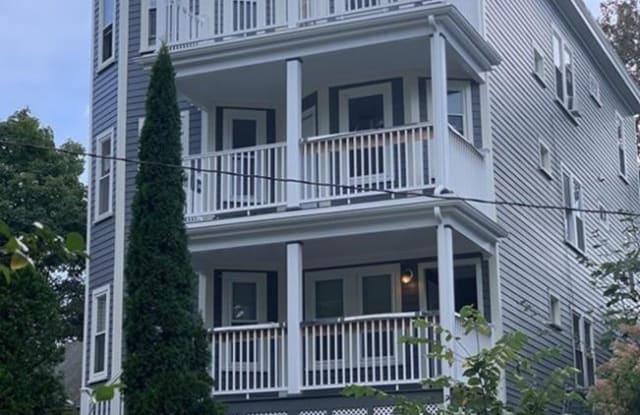 55 Montebello - 55 Montebello Road, Boston, MA 02130