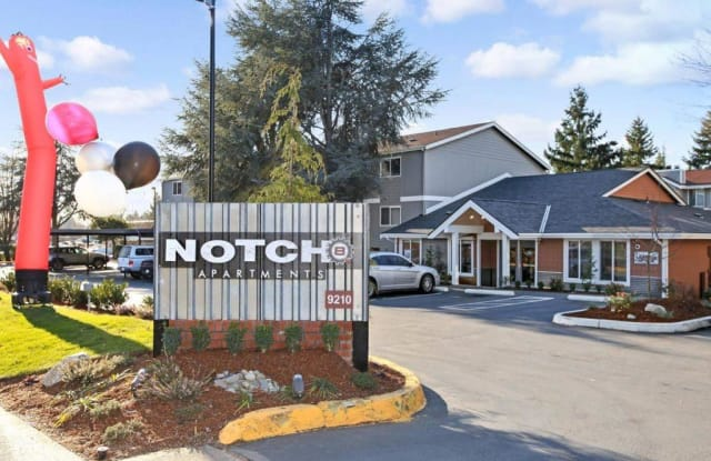 NOTCH8 APARTMENTS - 9210 S Hosmer St, Tacoma, WA 98444