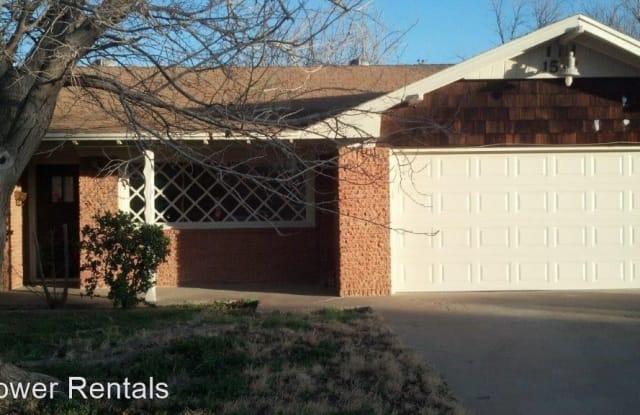 1512 Mesa - 1512 Mesa Street, Odessa, TX 79761